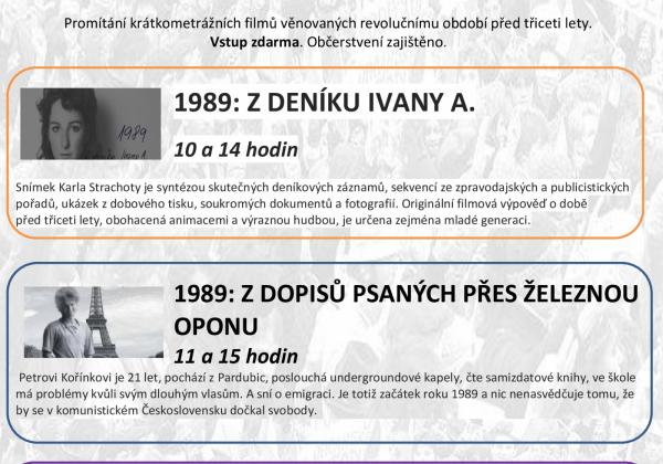 FILMOVÝ MARATON v Expozici času Šternberk