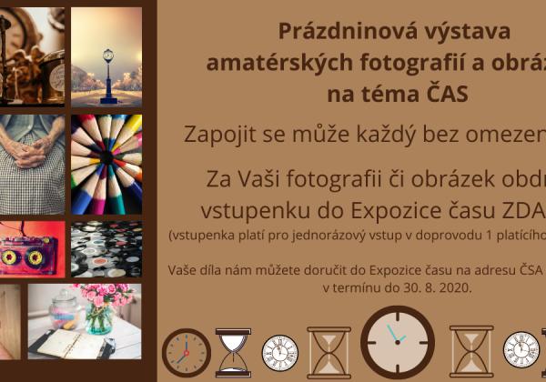 Fotografie s námětem ČAS