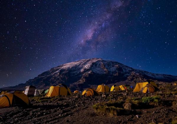 Cestovatelská přednáška - Cesta na vrchol Kilimandžára
